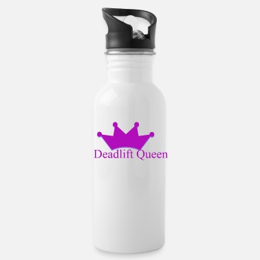 Deadlift Deadlift queen - Trinkflasche