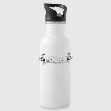 Muscle the muscles - Water Bottle