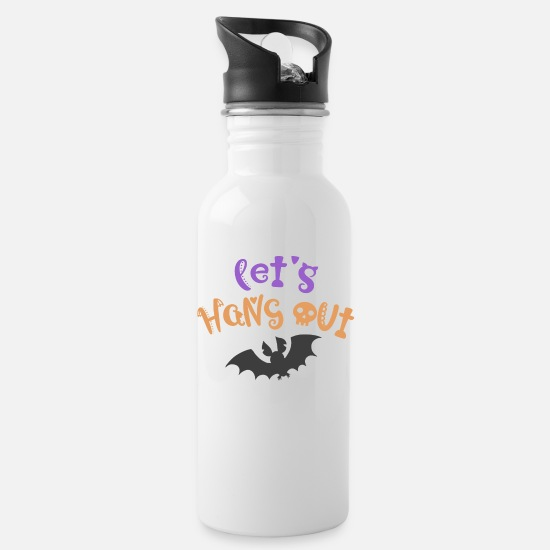 Birthday Mugs & Drinkware - Hang Out - Water Bottle white