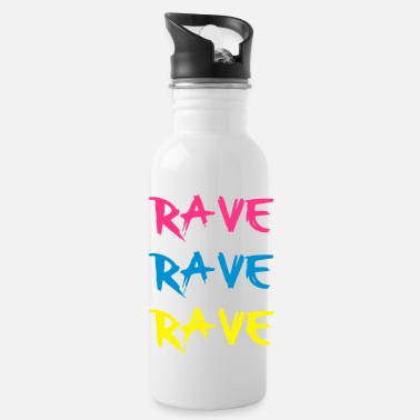 Rave Rave - Water Bottle