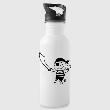 Pirat - Pirate - Water Bottle