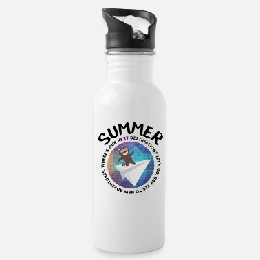Summer adventure - Water Bottle