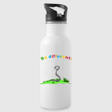 be different - Water Bottle
