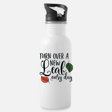 News New New - Water Bottle