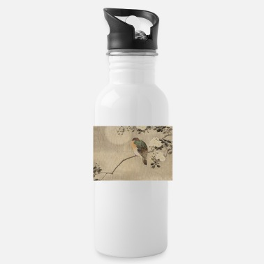 Asian Asian bird - Water Bottle