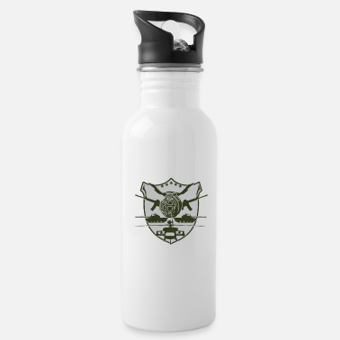 Military military - Water Bottle