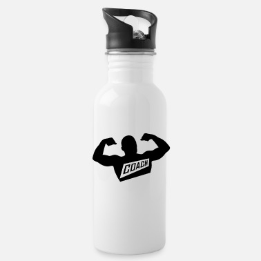 Coach Coach Coach Coach Trainer Coach - Water Bottle