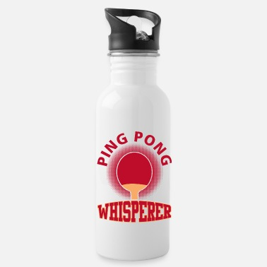 Ping-pong Ping Pong Whisperer - Water Bottle