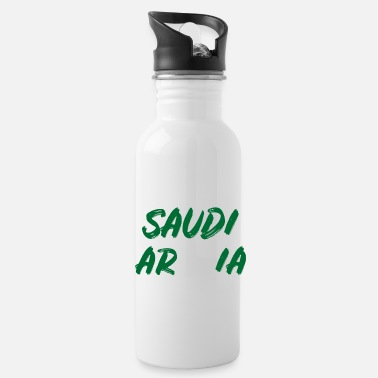 Arabia Idea regalo paese Arabia Saudita Arabia Saudita - Borraccia