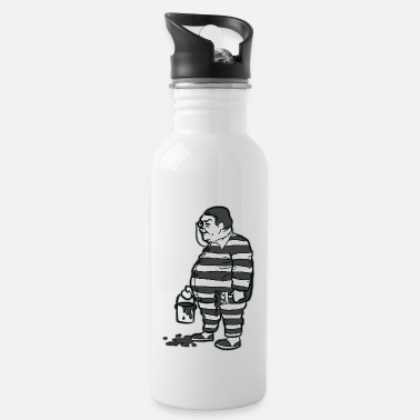 Prison Prisoner - Water Bottle