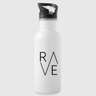 rave - Borraccia