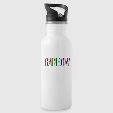 rainbow rainbow - Water Bottle