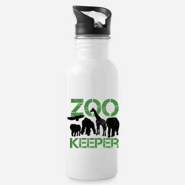 Keeper Zoo Keeper - Water Bottle
