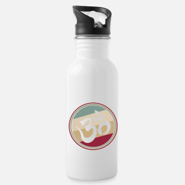 Om OM - Water Bottle