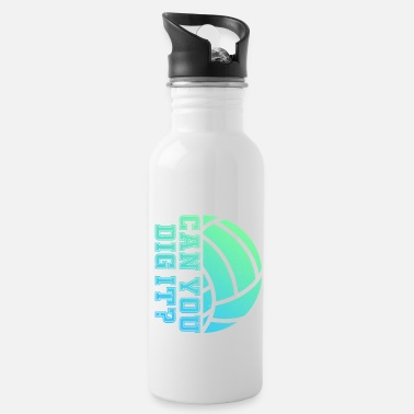 Established Volleyball - Trinkflasche