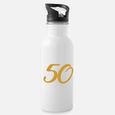 Slave It All Started 50 Years Ago - Water Bottle