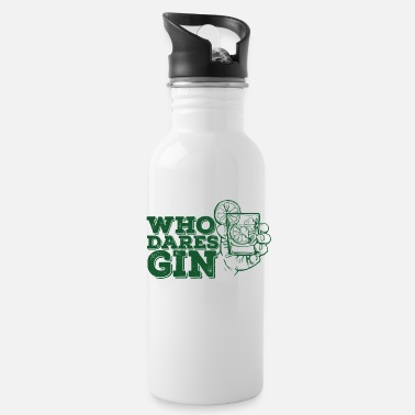 London Gin Drink Tonic - Trinkflasche