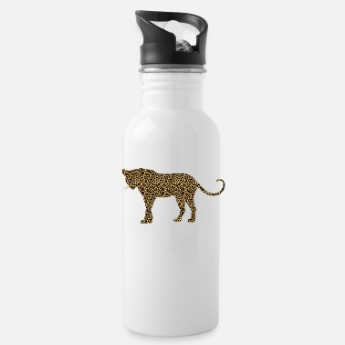 Leopard leopard - Water Bottle