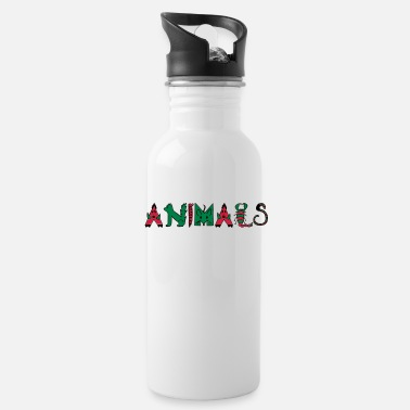 Animale Animali - Animali - Borraccia
