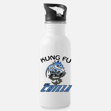 Kung Fu Kung Fu Chilla - Trinkflasche