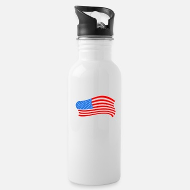 Homeless There should be no homeless veterans - Water Bottle