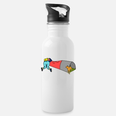 Communication - Water Bottle