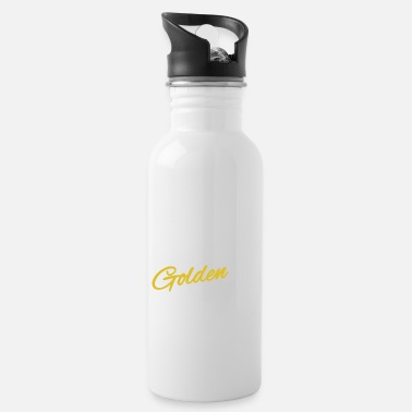 Golden Retriever Golden retriever - Golden retriever - Water Bottle