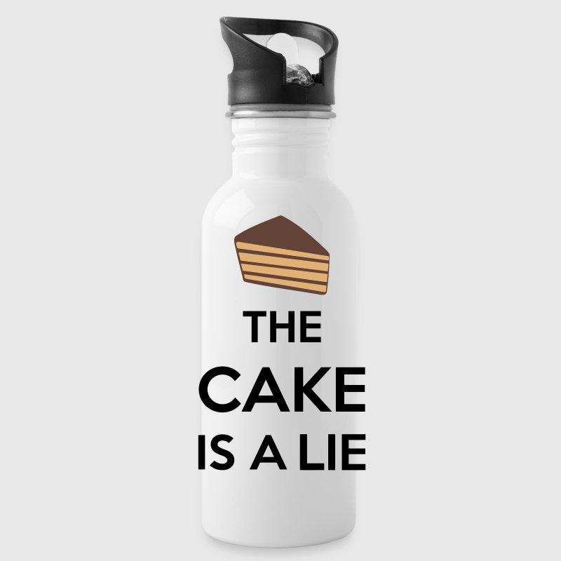 The Cake Is A Lie - Gourde
