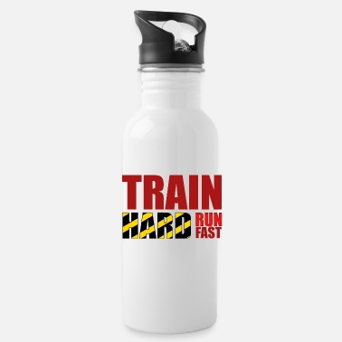 Hard Train hard hard bijna - Drinkfles