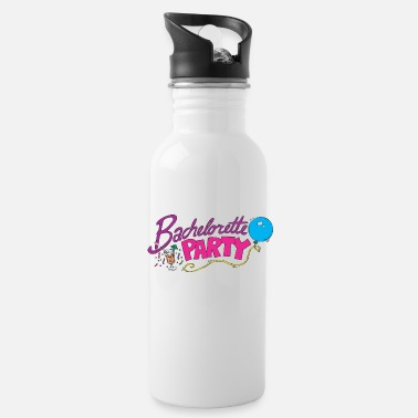 Customized Bachelorette Party Bachelorette Party - Water Bottle