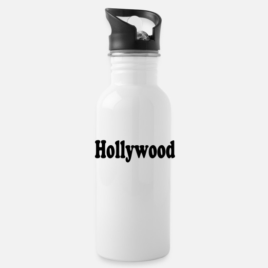 Hollywood Mugs et récipients - hollywood - Gourde blanc