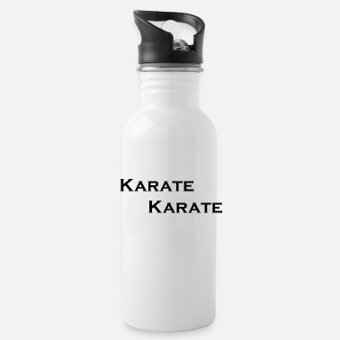 Karate karate karate - Drinkfles