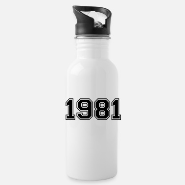 1981 1981 - Water Bottle