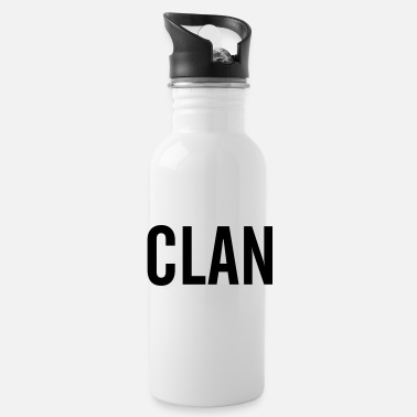 Clan clan - Water Bottle