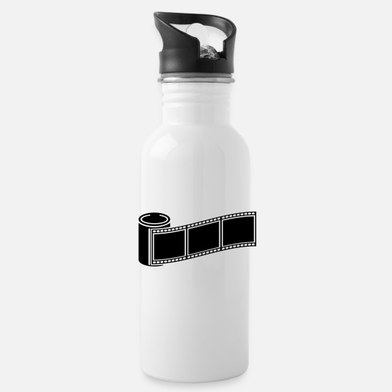 Image Mugs & Drinkware - photo_retro_1_f1 - Water Bottle white