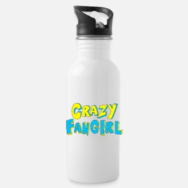 CRAZY FANGIRL - Water Bottle