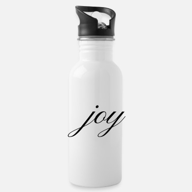Joy Joy Joy - Water Bottle