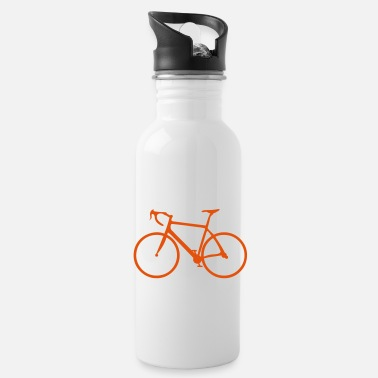 Bike Racing bike race bike cycling 12 - Water Bottle
