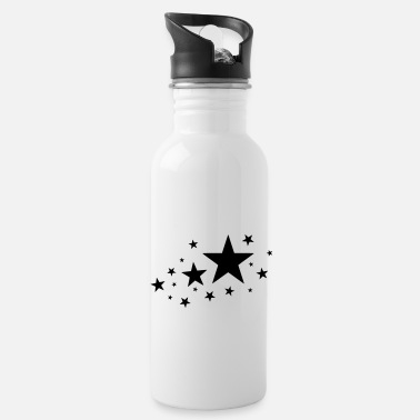 Star Stars Stars - Water Bottle