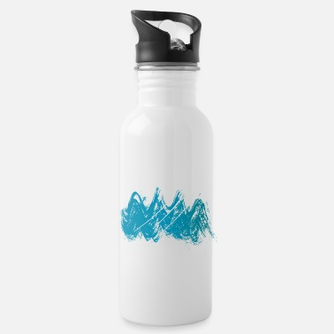 Wingtsun Body spirit soul - Water Bottle