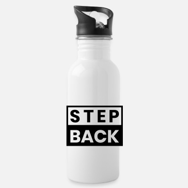 Step Dance STEP BACK - Water Bottle