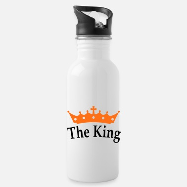Koning The King - Trinkflasche