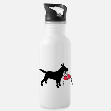 Hund hund - Water Bottle