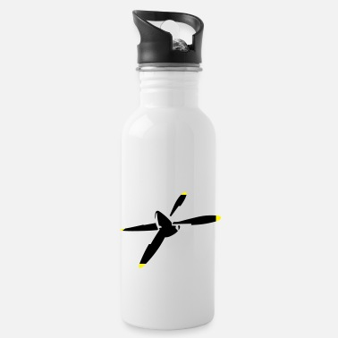 Propeller propeller - Water Bottle