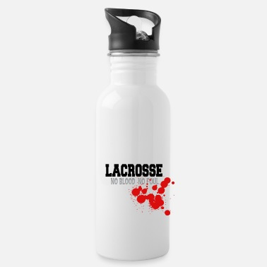 Foul Lacrosse No Blood No Foul - Water Bottle