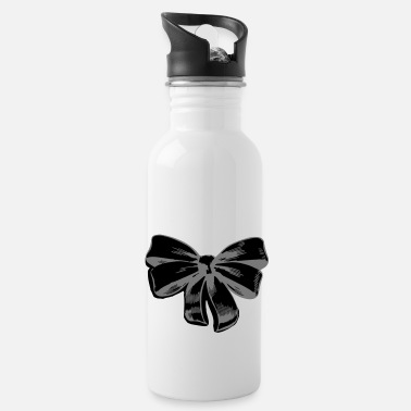 Ribbons ribbon - Water Bottle
