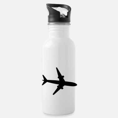 Plane plane - Water Bottle