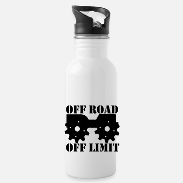 Off Off Road Off Limit - Vattenflaska