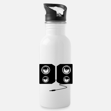 Stereo stereo music - Water Bottle