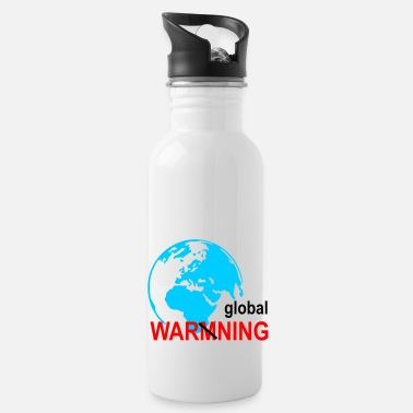 Global Warming global warming - Trinkflasche